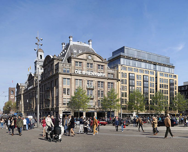 In 2009 Verwelius exchanged their former headquarters at Amsterdam Dam square for a new office in het Gooi. .