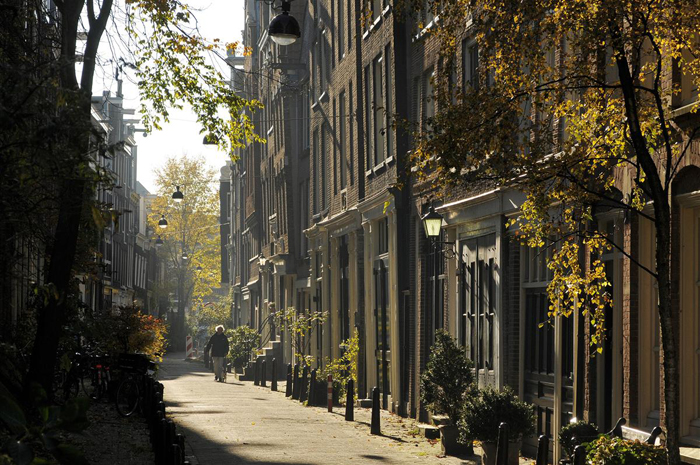 Langestraat Amsterdam