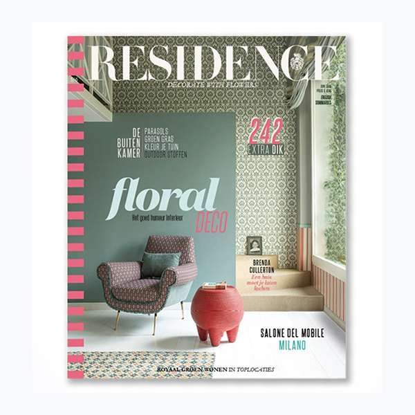 RESIDENCE -  May / June 2019