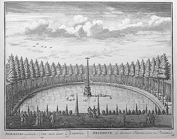Driemond - 1719 <p>.