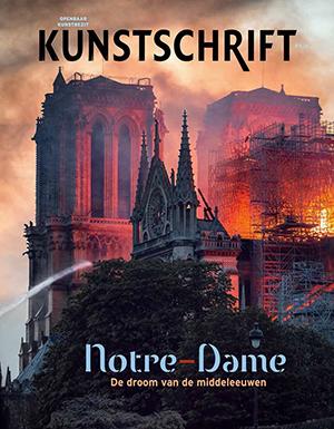 Kunstschrift 2019 / 6 - Cover